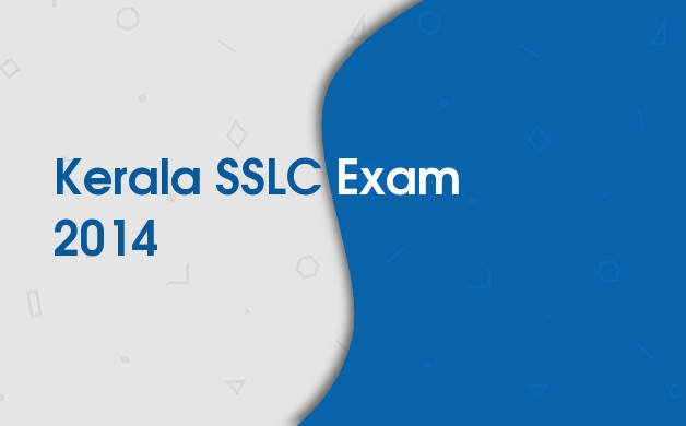 Kerala SSLC 2014 Time Table