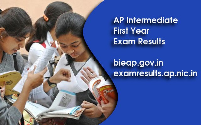 AP Intermediate First Year Results 2014 declared at examresults.ap.nic.in