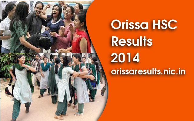 Orissa HSC Results 2014, 10th Class Results is on orissaresults.nic.in