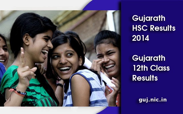 Gujarat Board HSC Results 2014 : GSHSEB 12th Class Results 2014 Science Stream