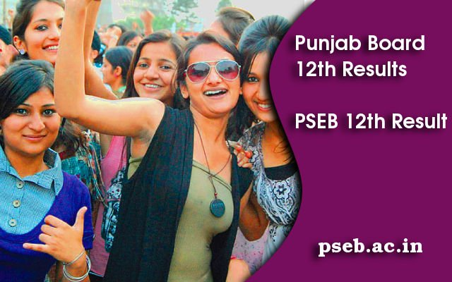 Punjab Board 12th Class Results 2014 | PSEB Results | pseb.ac.in