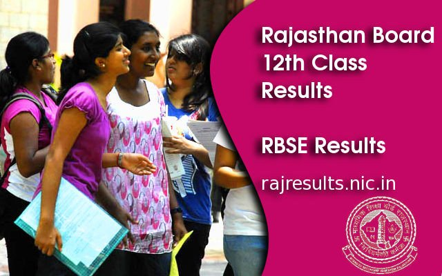 Rajasthan Board RBSE 12th Class Results 2014 is on rajresults.nic.in