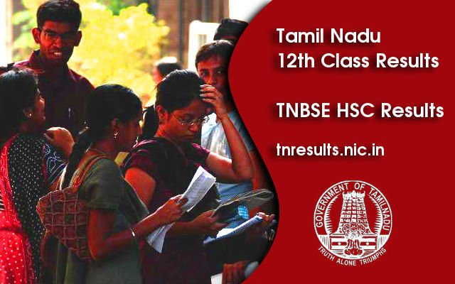 Tamil Nadu 12th Class Results – TNBSE HSC Results 2014 – tnresults.nic.in