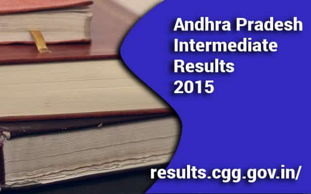AP Inter 1st Year Results 2015 Announced