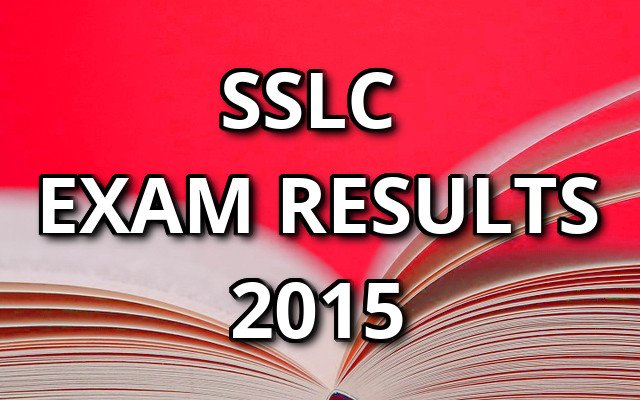 Kerala SSLC Results 2015