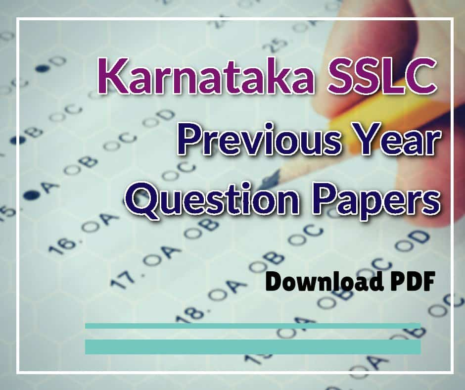 Download Malayalam Medium Kerala SSLC Model Question