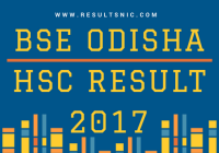 BSE Odisha HSC Result 2017 And Madhyama Result Declared – bseodisha.ac.in