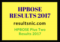 HPBOSE Plus Two Results 2017 Declared – hpbose.org