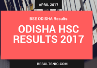 Odisha Board HSC Result 2017 – orissaresults.nic.in, bseodisha.ac.in