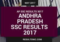 AP SSC Result 2017 – AP 10th Class Result release on 6th May – bse.ap.gov.in