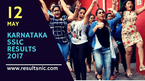 Karnataka SSLC Result 2017