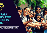 Kerala Plus two Result 2017 pass percentage is 83.37 – Full A+ Schools