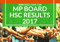 MP HSC Results 2017 – Madhya Pradesh 10th Class Results 2017 – MPBSE 2017