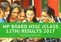 MP Board 12th Class Results 2017 – MPBSE HSSC Resutls – mpresults.nic.in