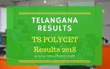 TS POLYCET Results 2018
