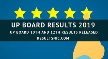 UP Results Archives - Exam Results 2019 - Resultsnic com